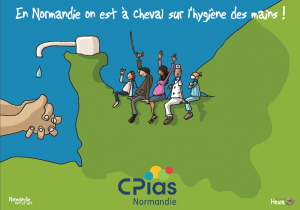 Le CPias Normandie s'engage