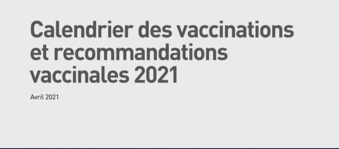 calendrier des vaccinations - Copie